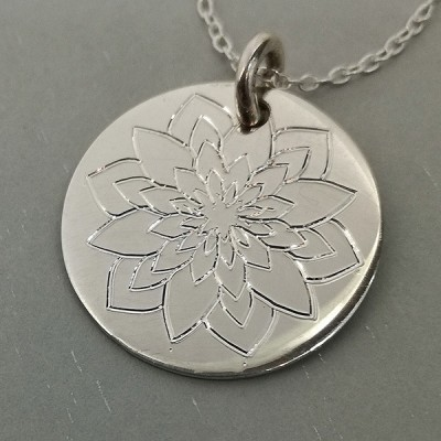 Star Mandala Necklace