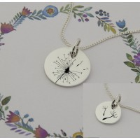 Mom and Daughter Dandelion Necklaces (R695 for both)