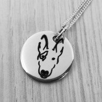 Bull Terrier Necklace